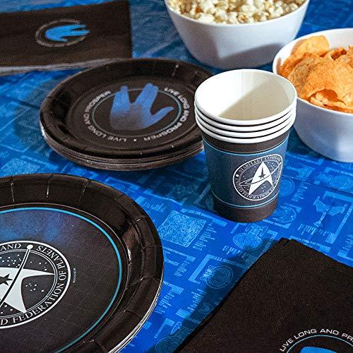 Star Trek Party Supplies (Set of 10)