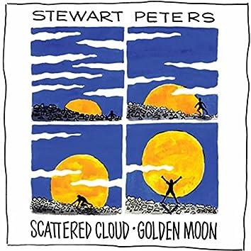 Scattered Coud, Golden Moon