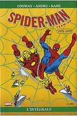 Intégrale spider-man t23 1972-1973 Paperback