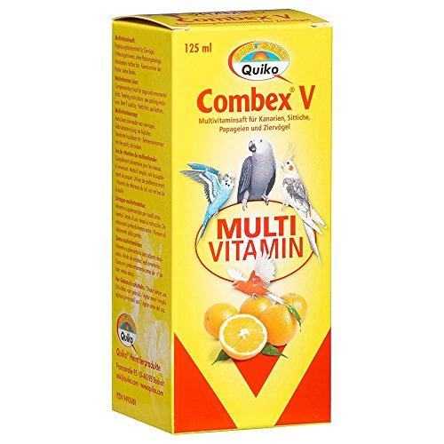 Combex V 125ml pour les oiseaux