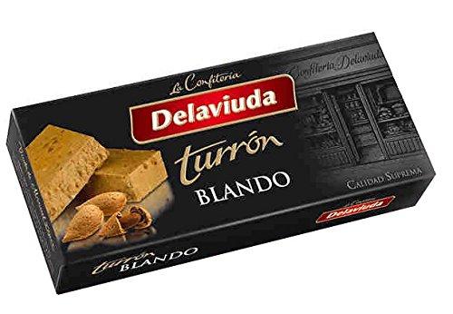 Delaviuda turrón blando sup.ean 200 grs.