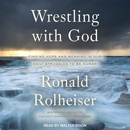 Wrestling with God audiobook cover art