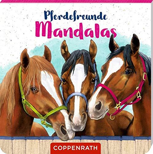 Pferdefreunde: Mandalas