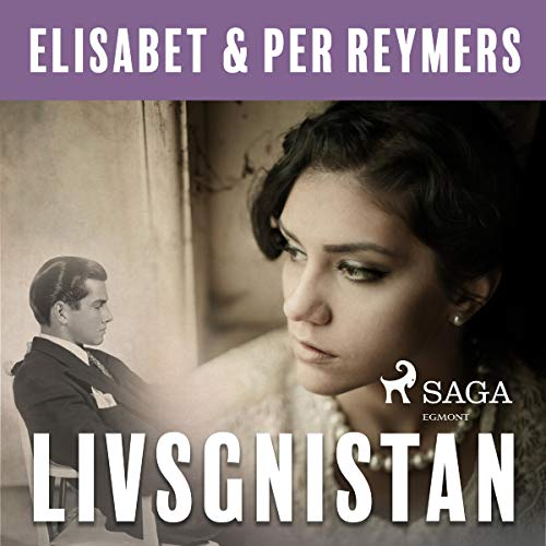 Livsgnistan audiobook cover art