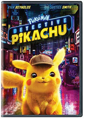Pokemon Detective Pikachu: Special Edition (DVD)