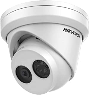 Hikvision DS-2CD2385FWD-I IP Security Camera Interior y Exterior Color Blanco