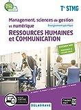 Management, sciences de gestion et numérique Ressources humaines et communication Tle STMG