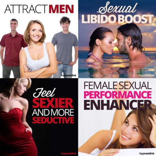 Sexual Hypnosis for Women Bundle audiobook cover art