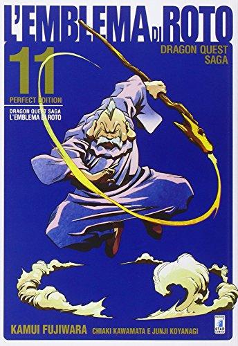 L'emblema di Roto. Perfect edition. Dragon quest saga (Vol. 11)