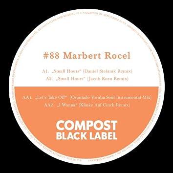 Compost Black Label #88 - Remixes by Osunlade, Jakob Korn, Daniel Stefanik, Klinke Auf Cinch