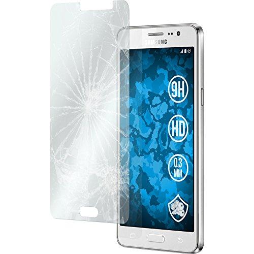 PhoneNatic 1 x Glas-Folie klar kompatibel mit Samsung Galaxy On5 - Panzerglas für Galaxy On5
