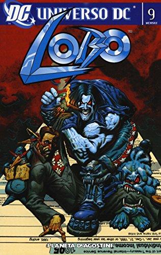 Lobo: 9 (DC Universe)