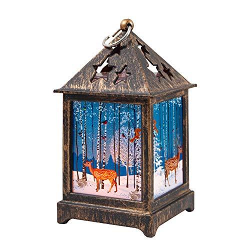 lffopt Luz Quitamiedos Luz Quitamiedos Bebe Luz de Noche portátil Lámparas de batería para el hogar Luz de Noche para niñas Luces de Noche para niños 6.5X12.5,Deer