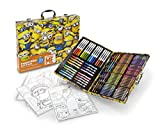 Crayola Despicable Me Inspiration Art Case, 120 Pieces, Minions, Art...