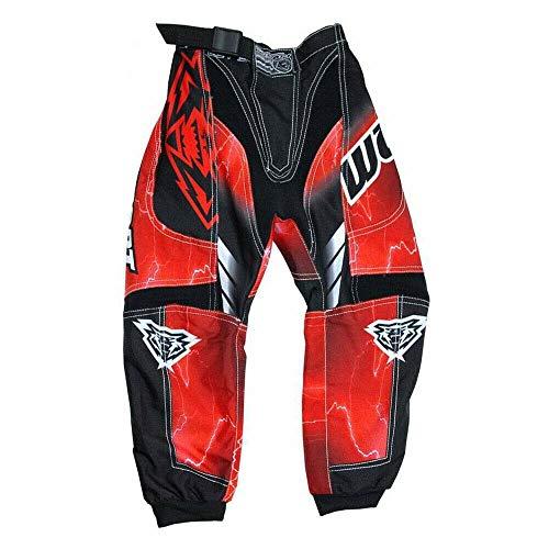 Wulfsport 2020 Forte Adult Motorbike Sport Suit Motorcycle Motorcross Racing Shirts Trousers Black Shirt 3XL