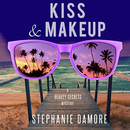 Kiss & Makeup audiobook cover art
