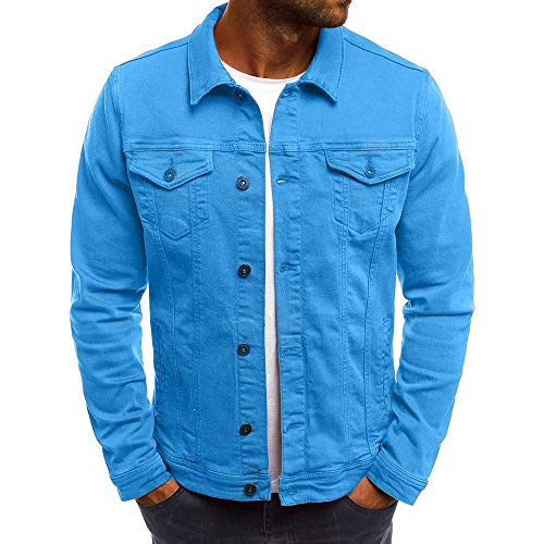 What Can I Wear With a Denim Jacket Men's?