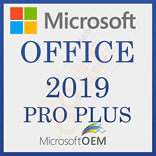 Microsoft Office 2019 Professional Marca