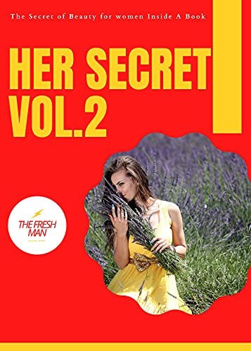 Her Secret vol.2 : The Secret of Beauty for women Inside A Book (English Edition)