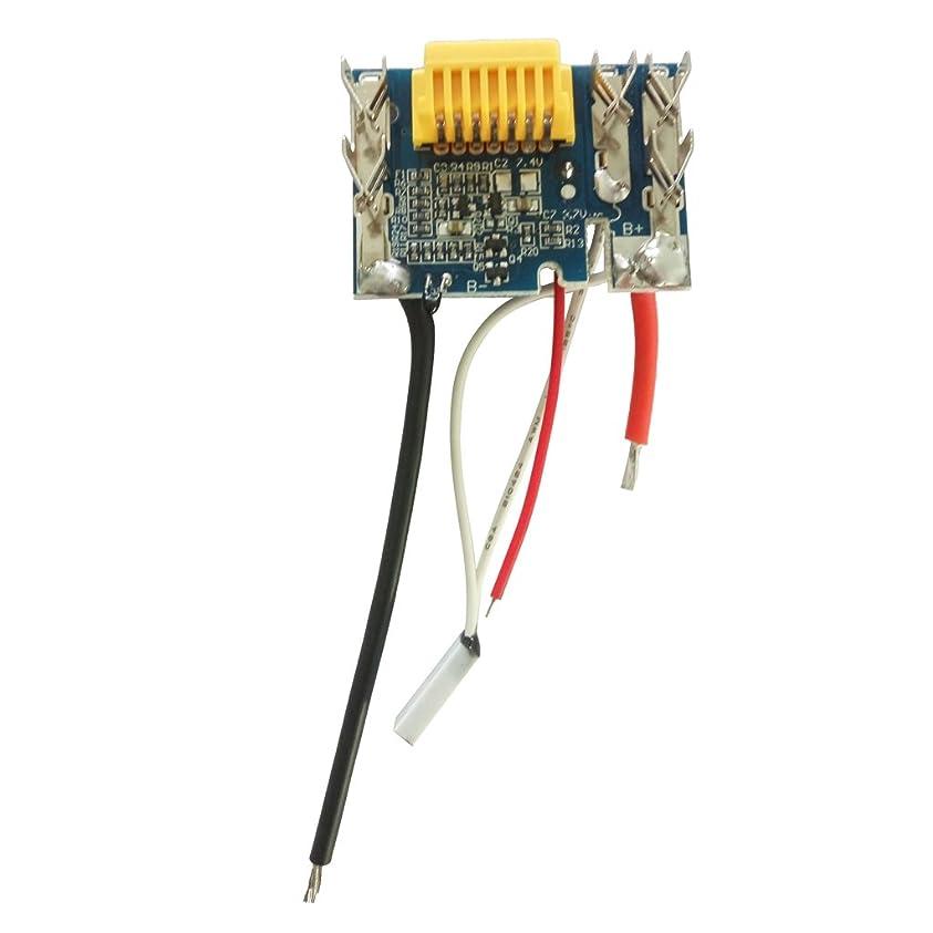 政令忘れっぽい素晴らしきマキタ BL1430 BL1440 BL1450用 リチウム電池 PCBボード 充電保護ボード 14.4V 3A PCB回路基板