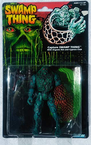 Capture Swamp Thing Action Figure