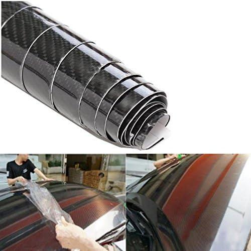 LTEFTLFL6D Gloss Carbon Superlatite Fiber Car Vinyl Wrap Stickers Surprise price Film Decal