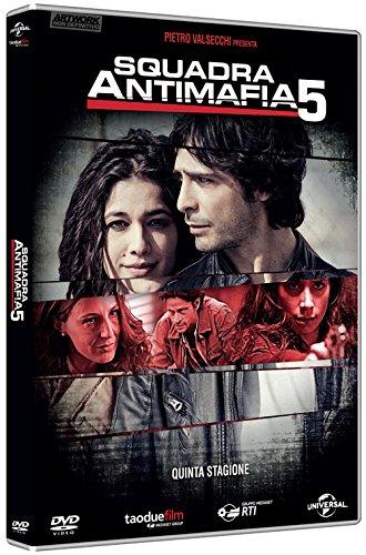 Squadra Antimafia 5 (Box 5 Dvd)