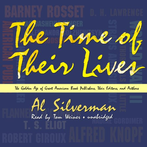 The Time of Their Lives  Audiolibri