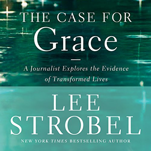 The Case for Grace audiobook cover art
