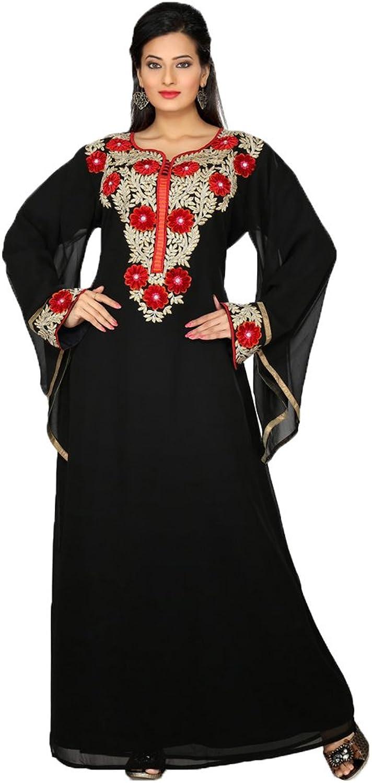Kolkozy Fashion Women's Ladies Kaftan Dress