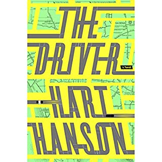 The Driver audiobook cover art