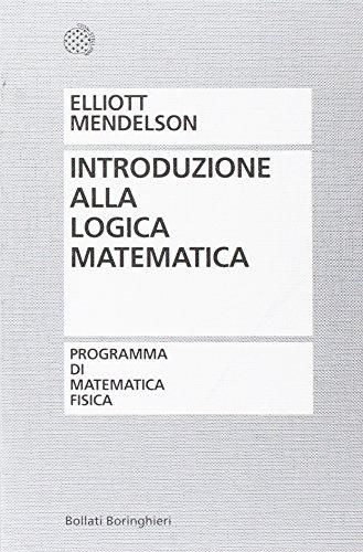Introduzione alla logica matematica
