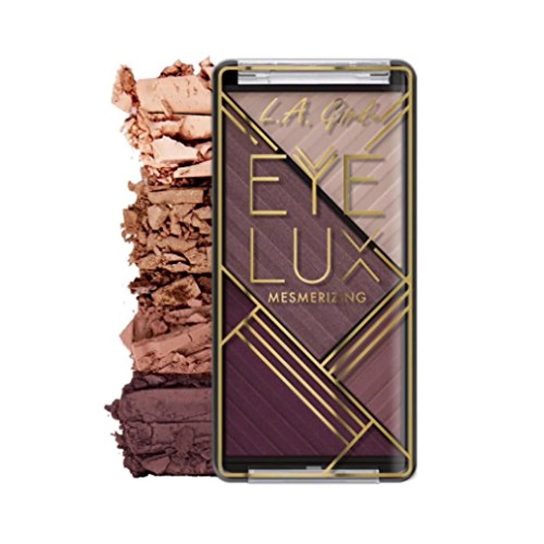 高度な量穀物(3 Pack) L.A. GIRL Eye Lux Mesmerizing Eyeshadow - Fantasize (並行輸入品)