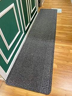Morbiang tappetino da cucina 40 x 120 cm antiscivolo per acqua e olio #1 40 x 60 cm assorbenti Set di 2 passatoie da cucina tappeto decorativo moderno per cucina