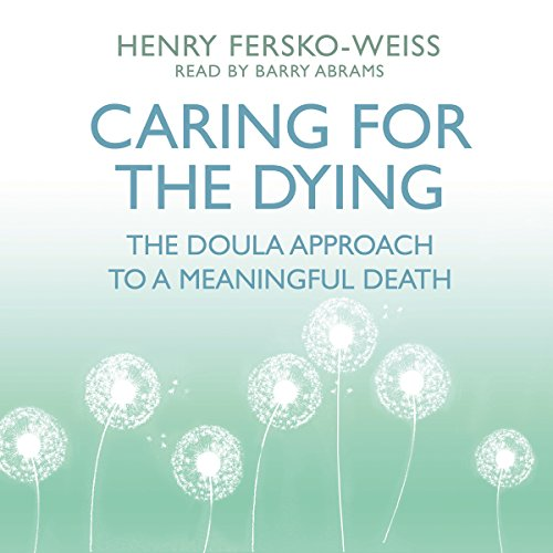 Couverture de Caring for the Dying