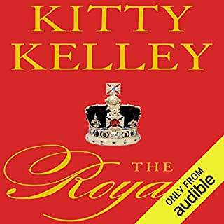 The Royals audiobook cover art