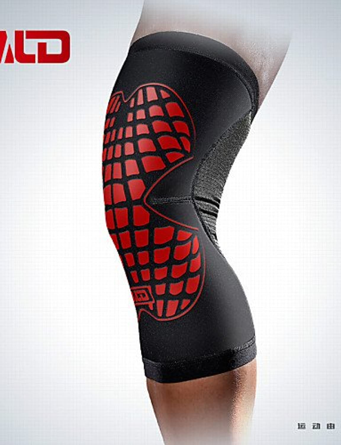 ZWC Running Knee Support Basketball Knee Support Cushion Pad