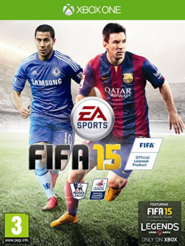 FIFA 15 [Importación Inglesa]