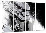 Cuadro Fotográfico Star Wars, Casco Ejercito Darth Vader Tamaño total: 131 x 62 cm XXL