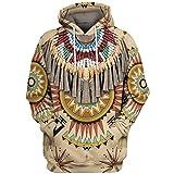 Xmiral Sweatshirt Sportiva Felpa T-Shirt Outwear Jacket Uomo Invernale Panciotto Gilet Uomo Piumino Giubbotti Suit Vest Camicia Sportivo Maglia Felpa Uomo Canotta Uomo Palestra (3XL,4- Bianca)