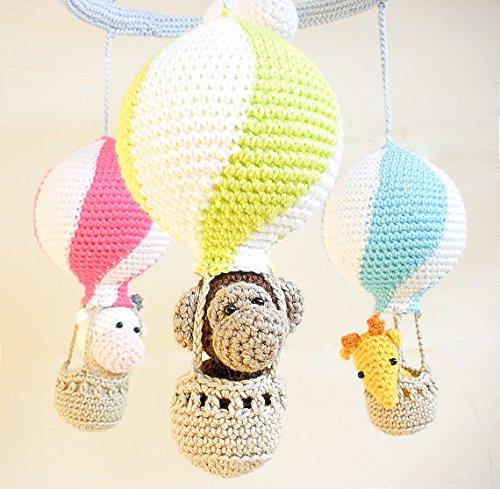 Crochet balloon dog – Curly Parakeet   489x500