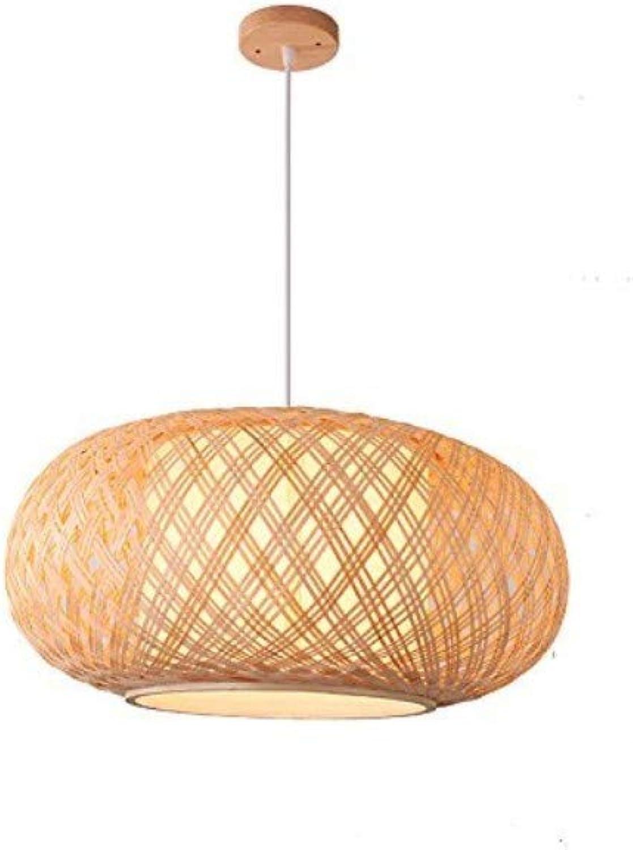 Bambuslaternen-Kronleuchter-Pendelleuchten für Restaurants, Schlafzimmer, Arbeitszimmer
