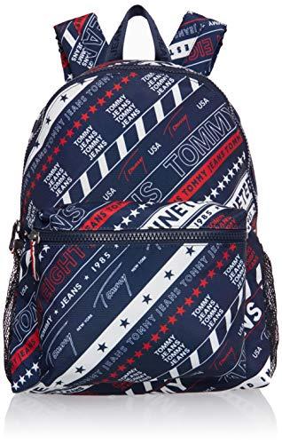 Tommy Hilfiger TJM Campus Boy Backpack Twilight Navy/All Over Print