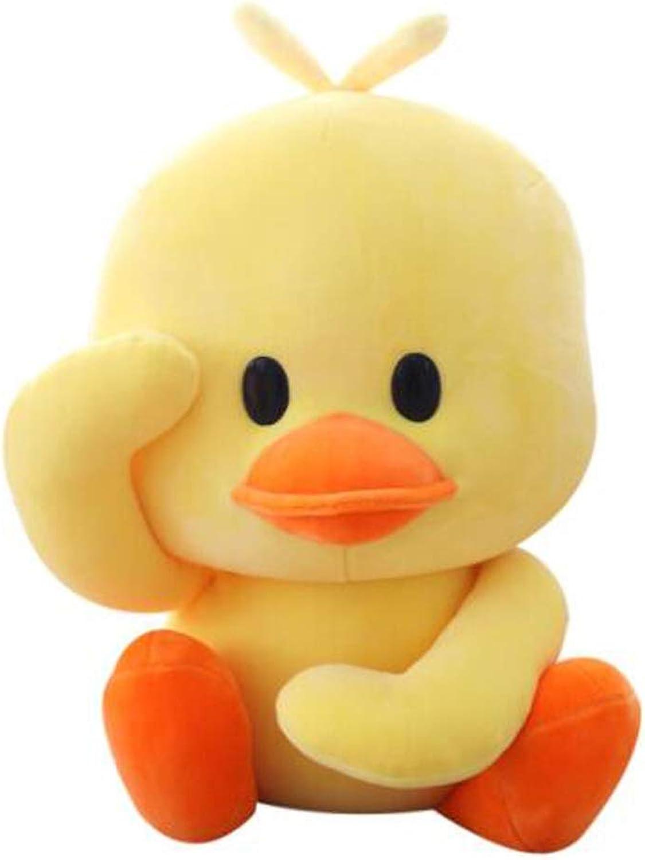 8HAOWENJU Bambola della Peluche, Animali di Simulazione dell'animale Domestico Svegli creativi Svegli, Regali di Giorno dei Bambini, Bambole della Bambola del Cuscino Regalo, miglior Regalo