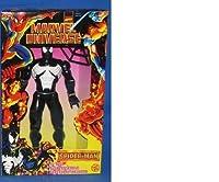 """Toy Biz Marvel Universe 10"""" Black Spider-Man Spiderman"""