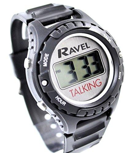 Ravel orologio parlante cinturino in PVC