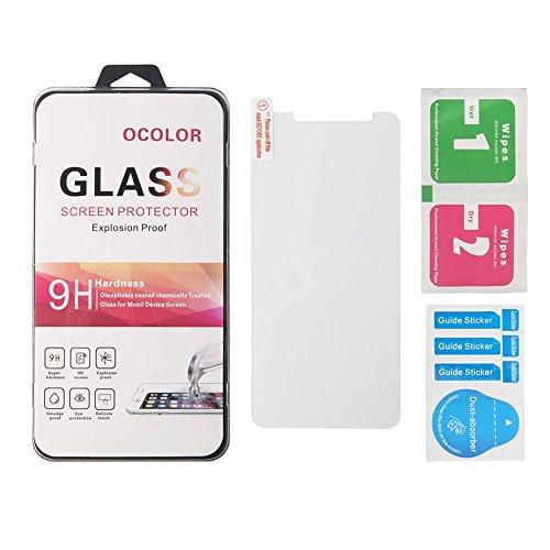 Easbuy Panzerglas Bildschirmschutzglas Tempered Glas Panzer Glas Folie Schutzglas Für Oukitel U7 PRO Screen Protector
