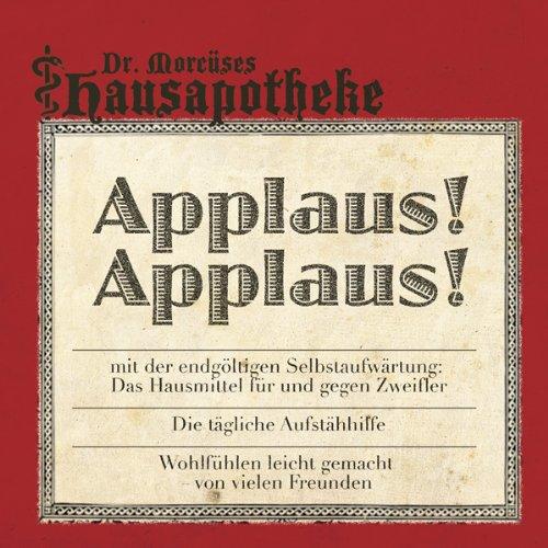 Applaus! Applaus! / Zwärchfelltherapie (Dr.Morcüses Hausapotheke) Titelbild