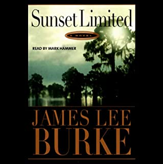Sunset Limited audiobook cover art