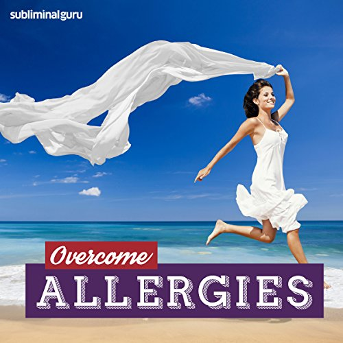 Overcome Allergies audiobook cover art